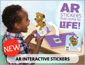 AR Interactive Stickers