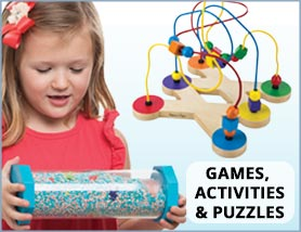 Games, Activities and Puzzles