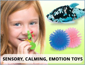 Sensory And Calming Toys