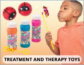 Treatment and Therapy Toys