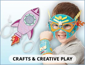 Crafts and Creative Play
