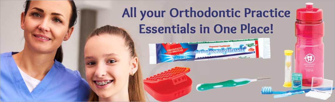 All your Orthodontic Practice Essentials in One Place!