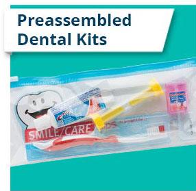 PreAssembled Dental Kits
