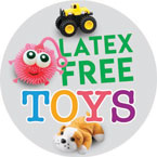 Latex-Free Toys