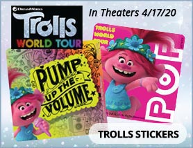 Trolls All World Tour