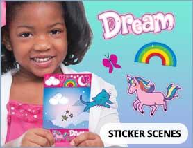 Sticker Scenes
