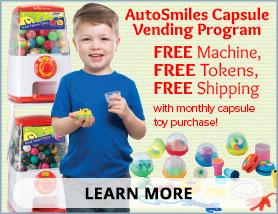 Capsule Machines & Toys