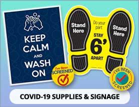 COVID-19 Supplies