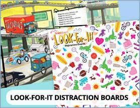 Distraction Boards