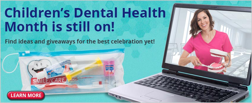 National Dental Health Month is Still On!