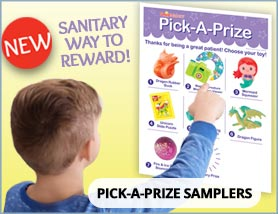 Pick a Prize Samplers