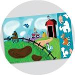 Sticker Play Scenes