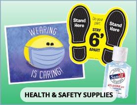 Health & Safety Supplies