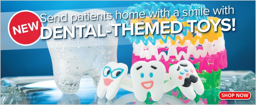 New Dental Toys
