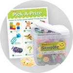 Pick-A-Prize Samplers