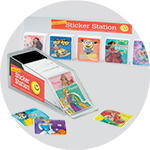 Sticker Racks