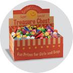 Toy Treasure Chests