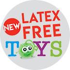 Latex-Free Toys