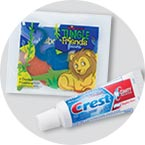 Toothpaste & Floss