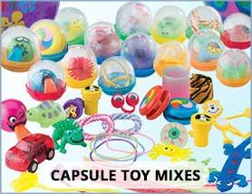 Capsule Toy Mixes