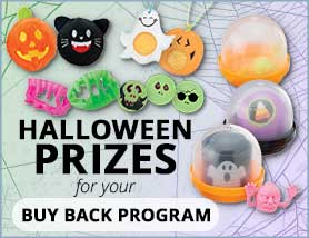 Halloween Prizes and Giveaways