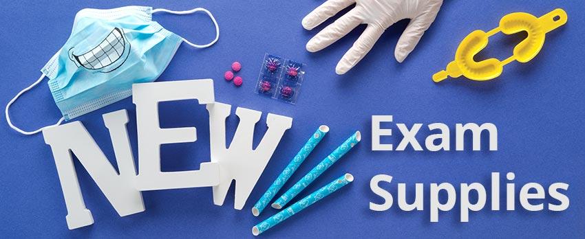 New Dental Supplies