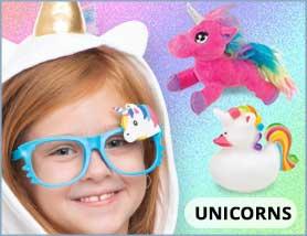Hot Trendy Toys-Unicorns