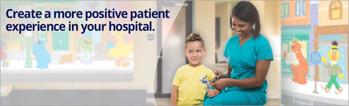 Create a more positive patient experience in your hospital.