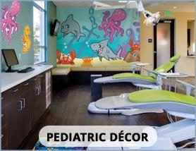 Pediatric Themed Decor