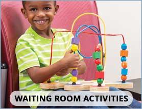 Waiting Room Activities