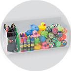 Toy & Sticker Storage