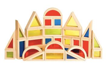 Rainbow Block Set